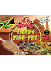 Yardy Fish Fry 454 g