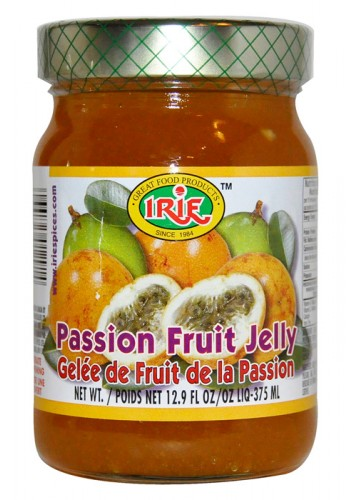 Passion Fruit Jelly 375ml