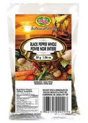 Black Pepper Whole 30g