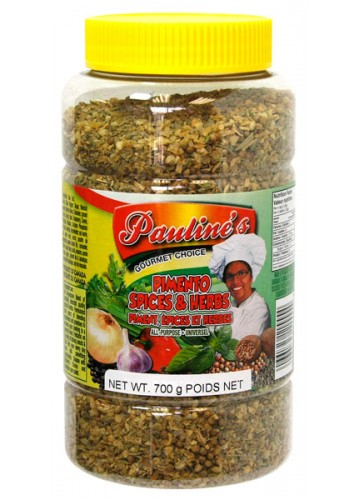Spices & Herbs 700g